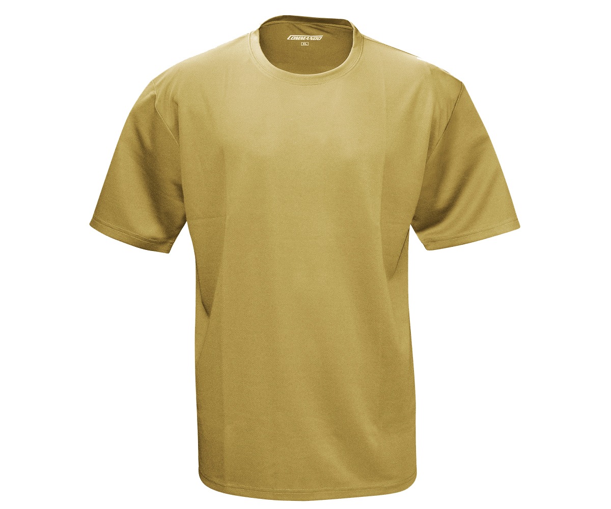 Tactical Funktions T-Shirt QuikDry beige