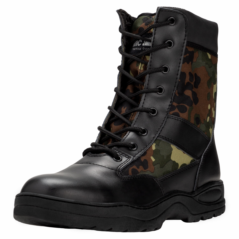 Outdoor Boots Classic Flecktarn