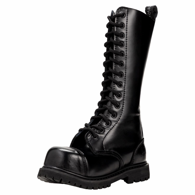 14 Loch Ranger Boots UK Gothic Style
