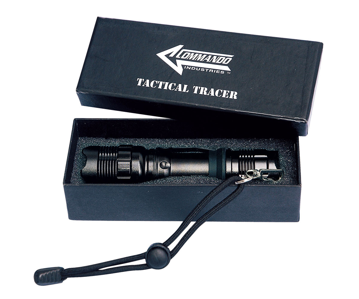 Tactical Tracer Taschenlampe