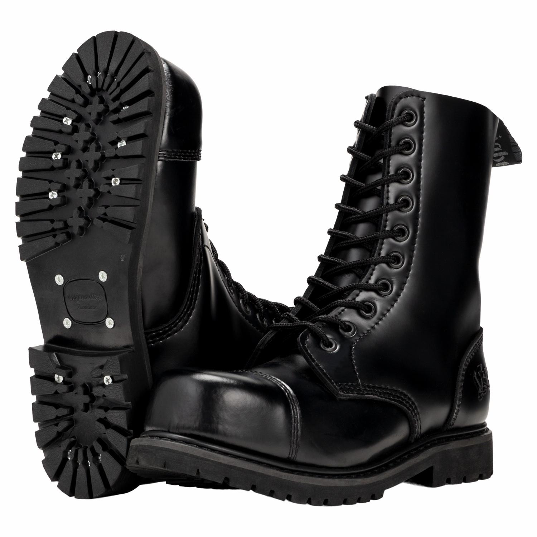 10 Loch Ranger Boots UK Gothic Style