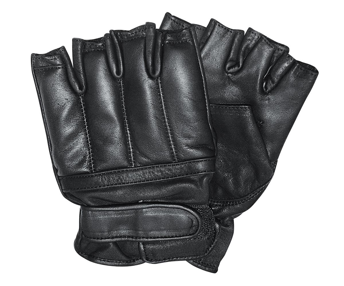 Handschuhe Quarzsand fingerlos