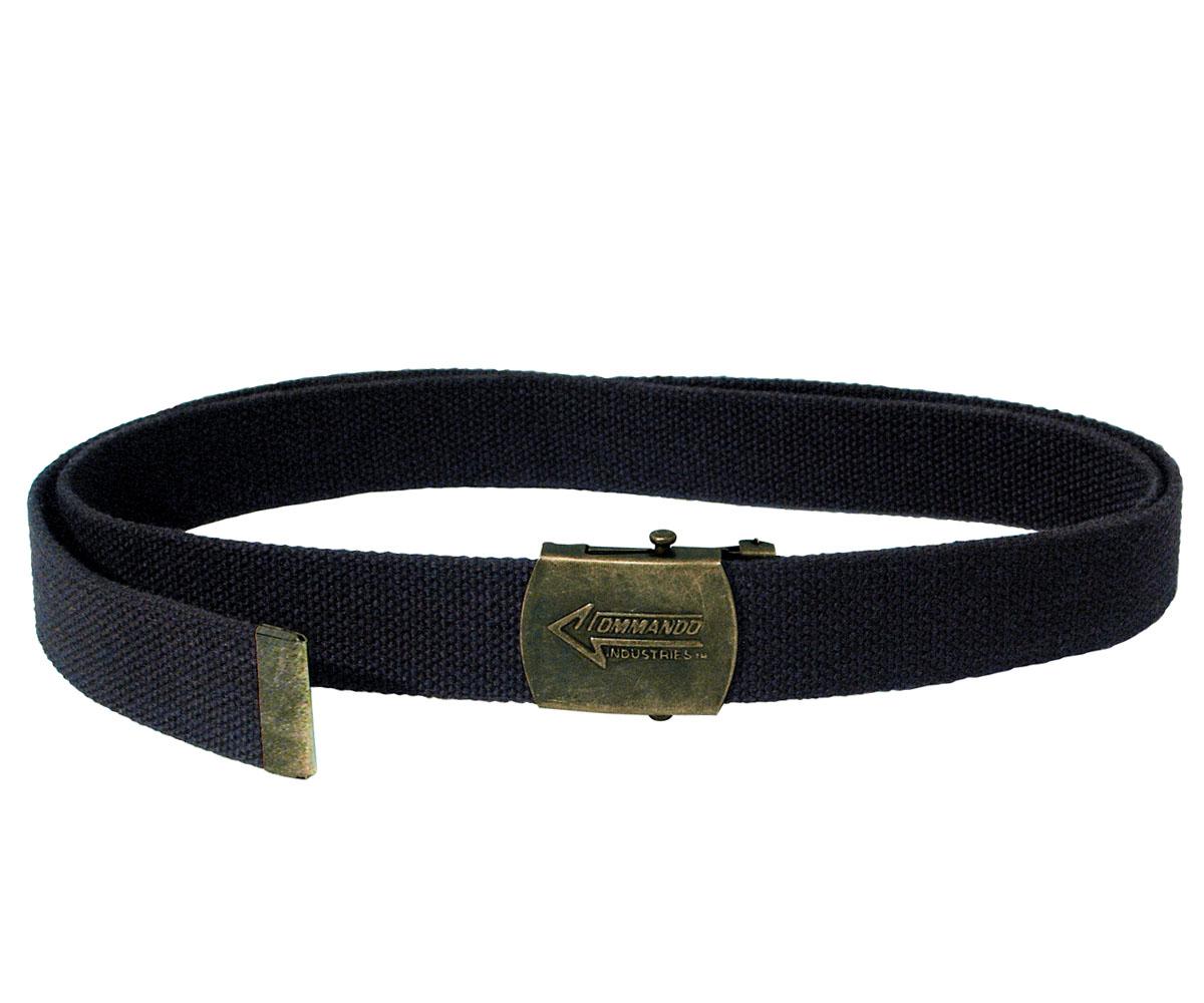 Gürtel Army Style schwarz