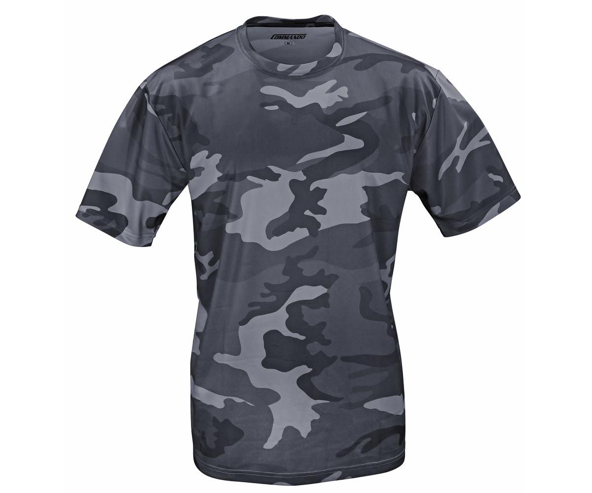 Tactical Funktions T-Shirt QuikDry darkcamo