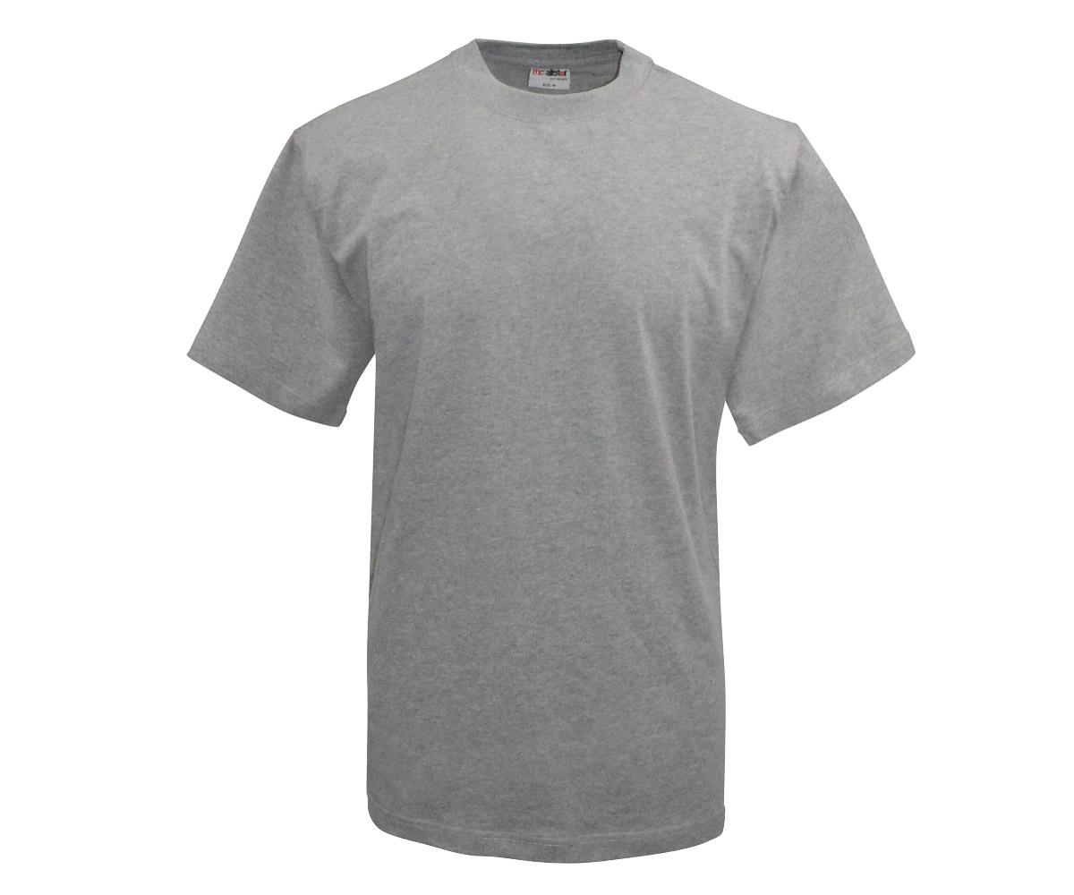 T-Shirt Active Wear grau meliert