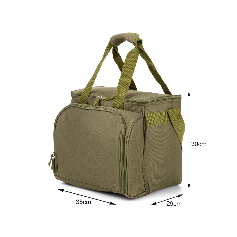 Picknick Kühltasche mit Zubehör für 4 Personen