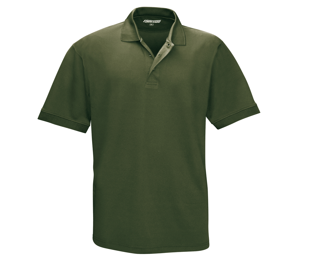 Tactical Polo Shirt QuikDry oliv