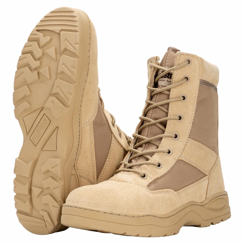 Outdoor Boots Classic beige