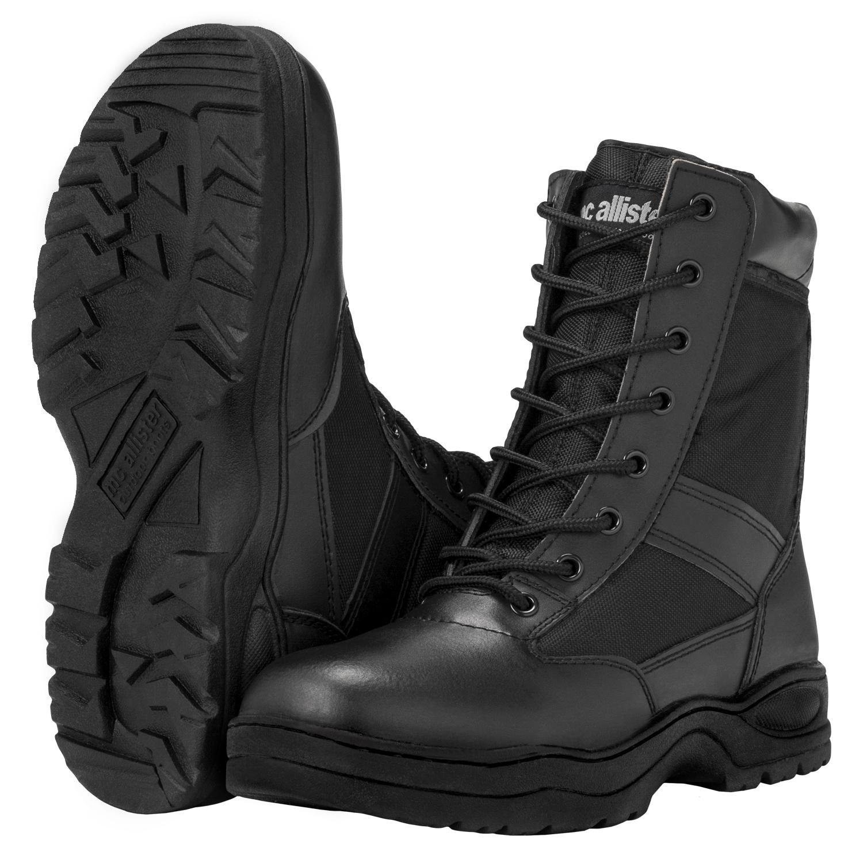 Outdoor Boots Classic schwarz