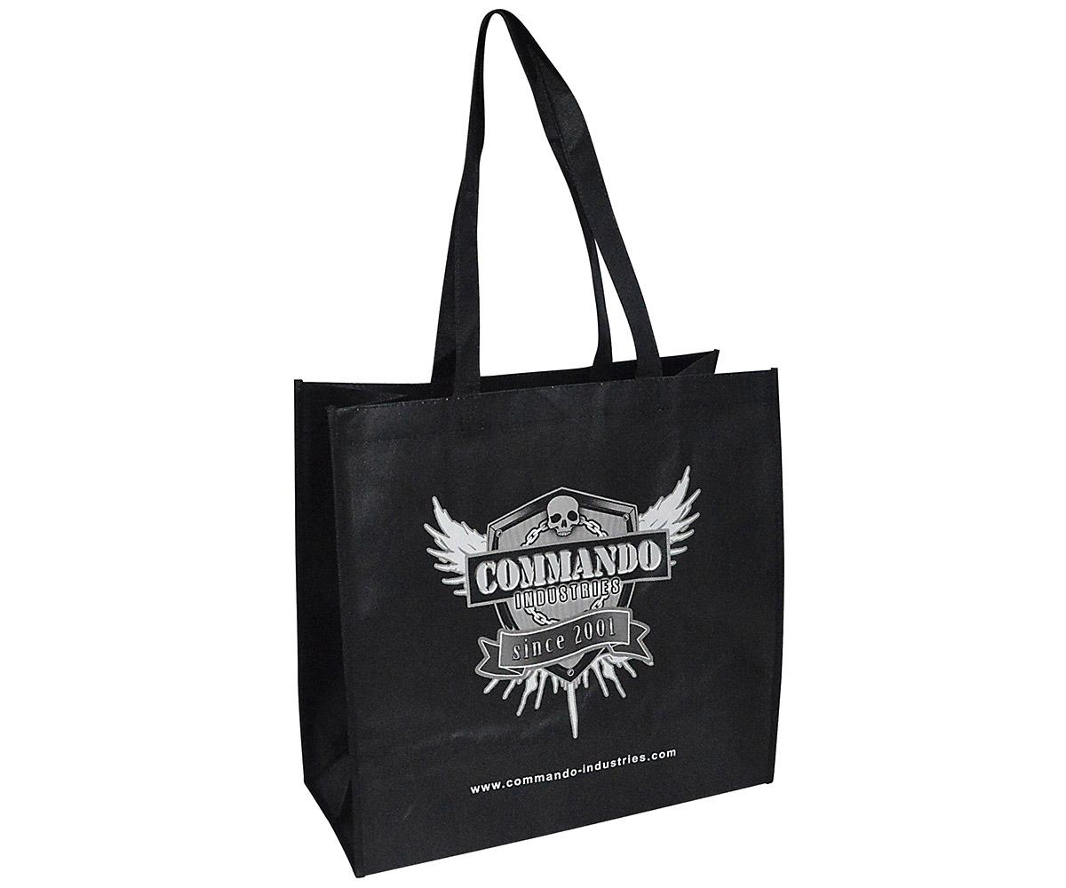 Commando Industries Shopping und Freizeit Tasche groß