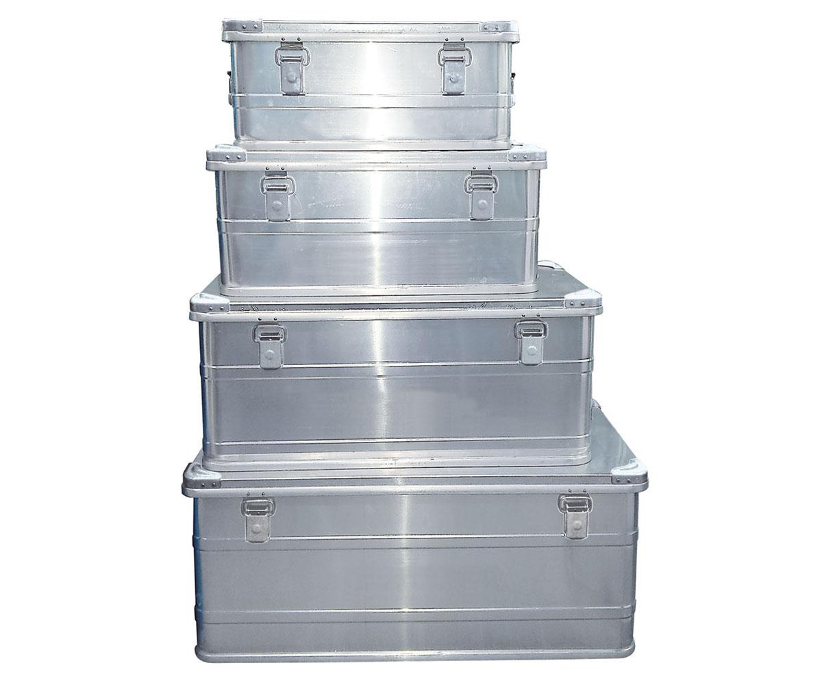 Transportbox 4er Set