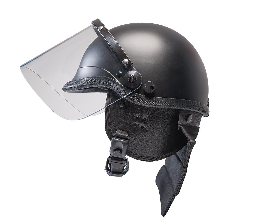 Helm Schutzhelm Riot