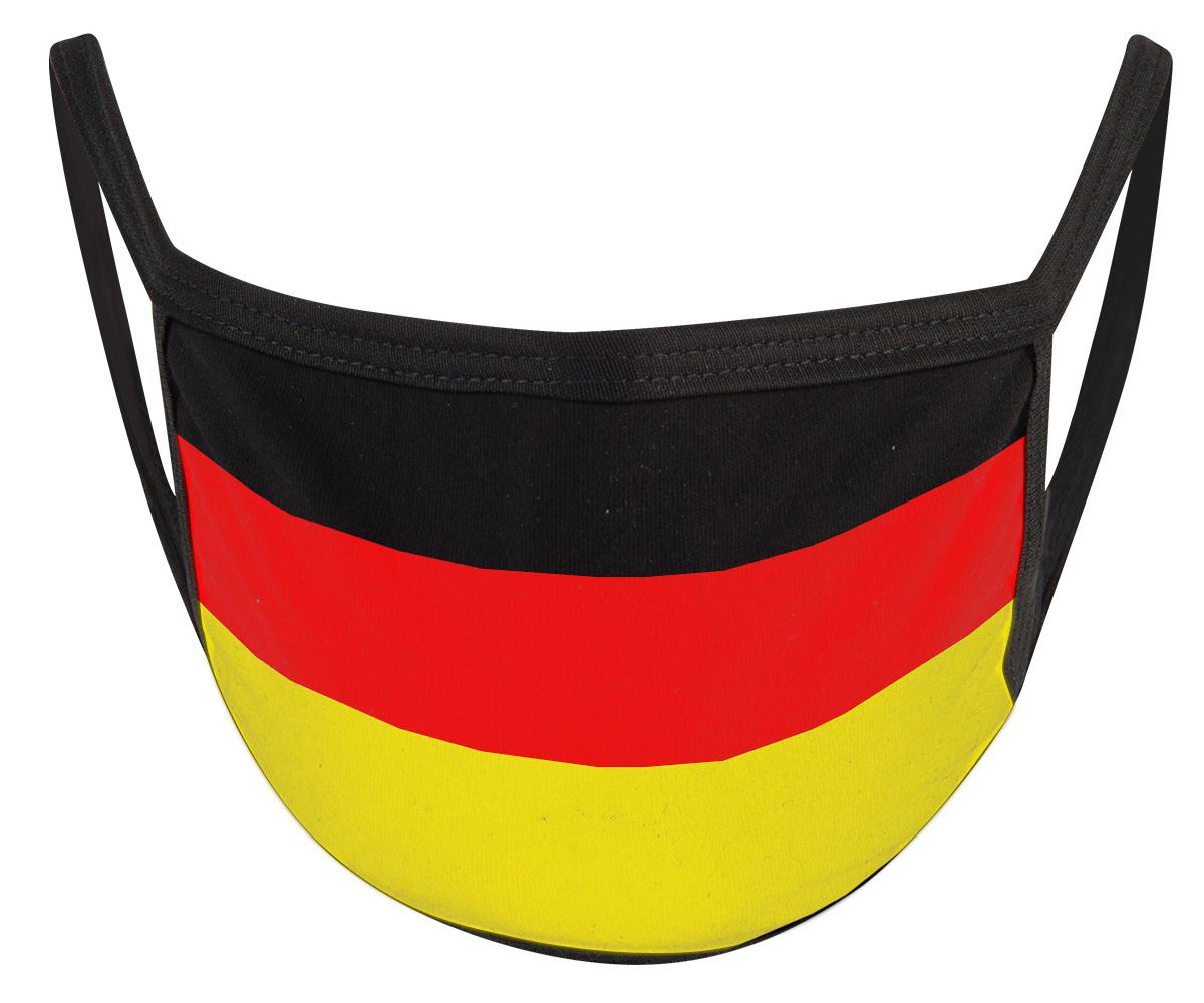 Deutschland Mund Nasen Maske