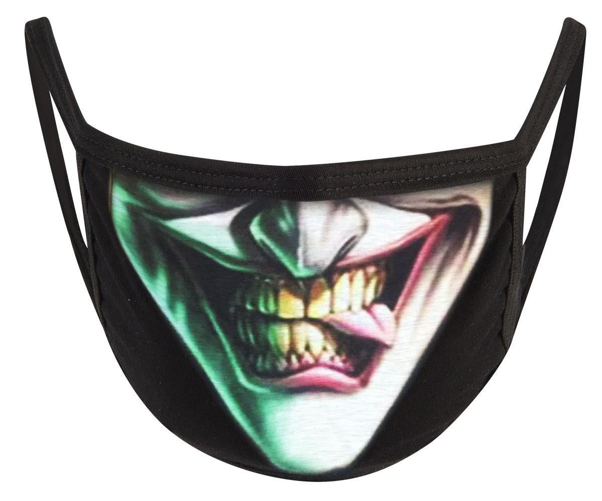 Dirty Tongue Mund Nasen Maske