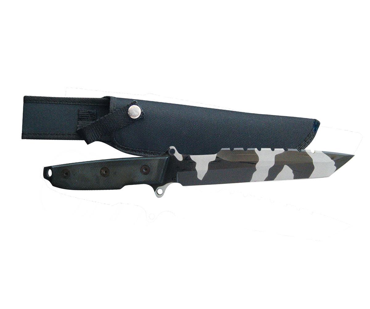 Camo Kampf Messer